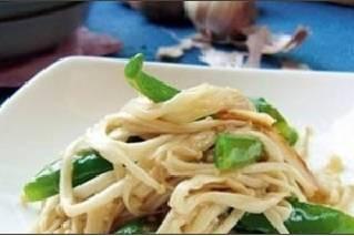 14种美味金针菇的做法 - 缘水禅心 -
